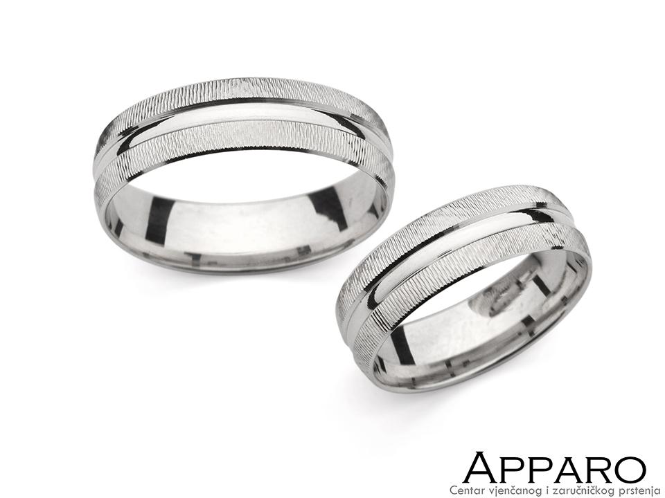Vjenčani prsten V6400