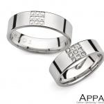 Vjenčani prsten V6401