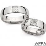 Vjenčani prsten V6402