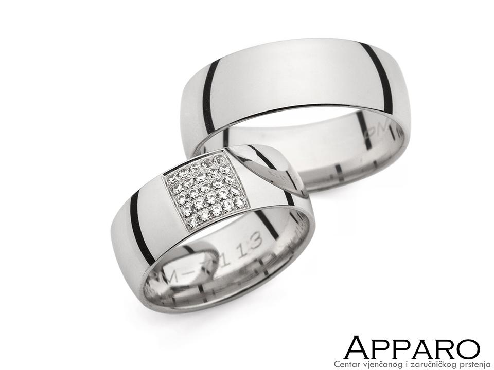 Vjenčani prsten V7113