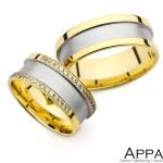Vjenčani prsten V8013
