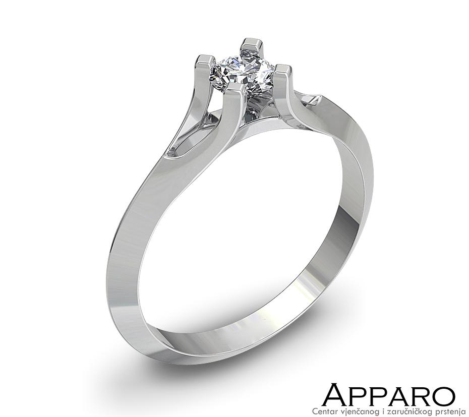 Zaručnički prsten 1600