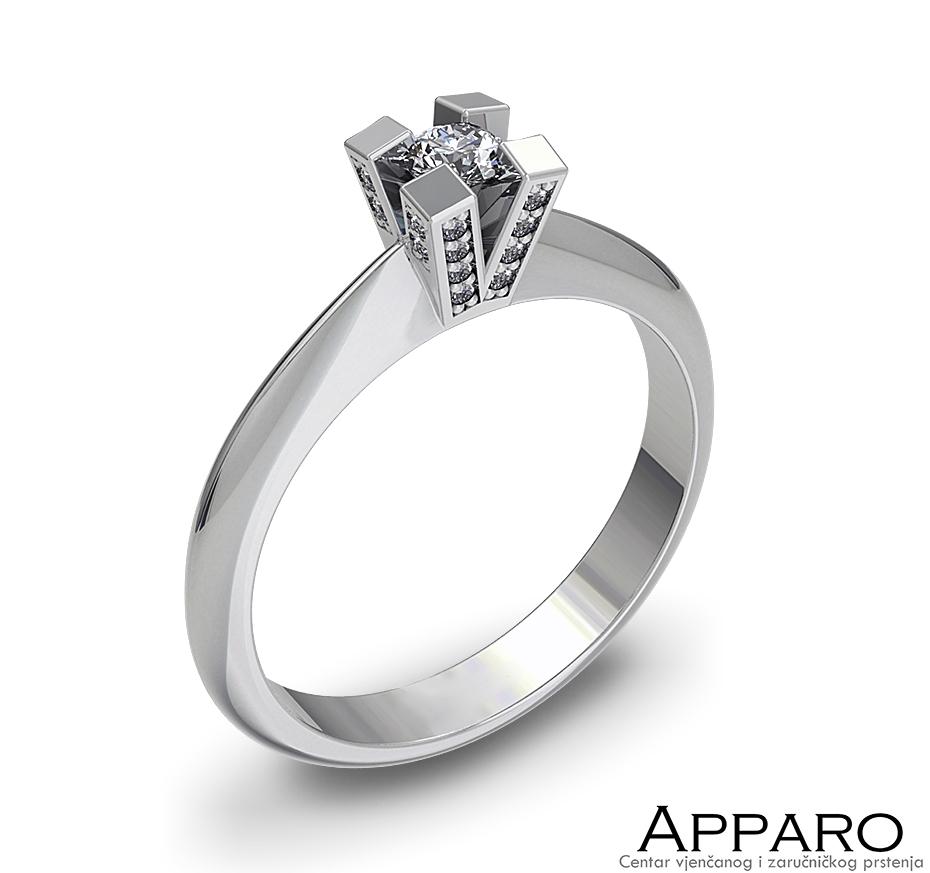 Zaručnički prsten 1640