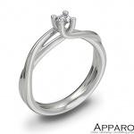Zaručnički prsten 1650