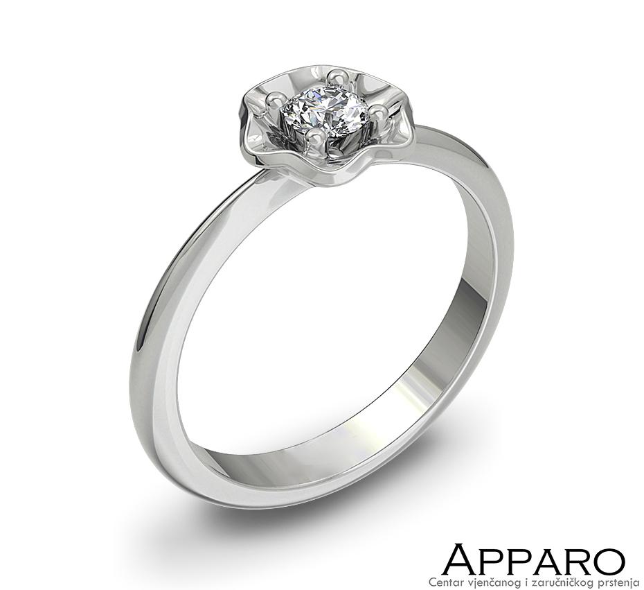 Zaručnički prsten 1660
