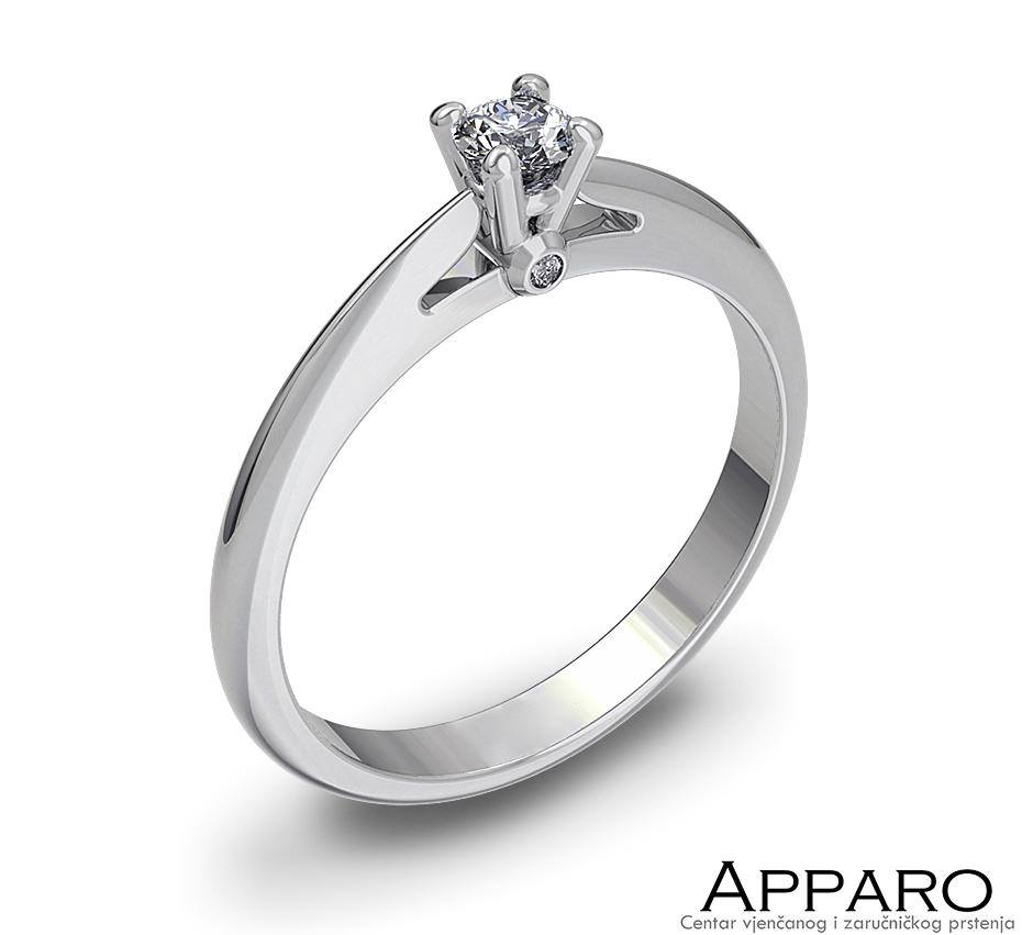 Zaručnički prsten 1670