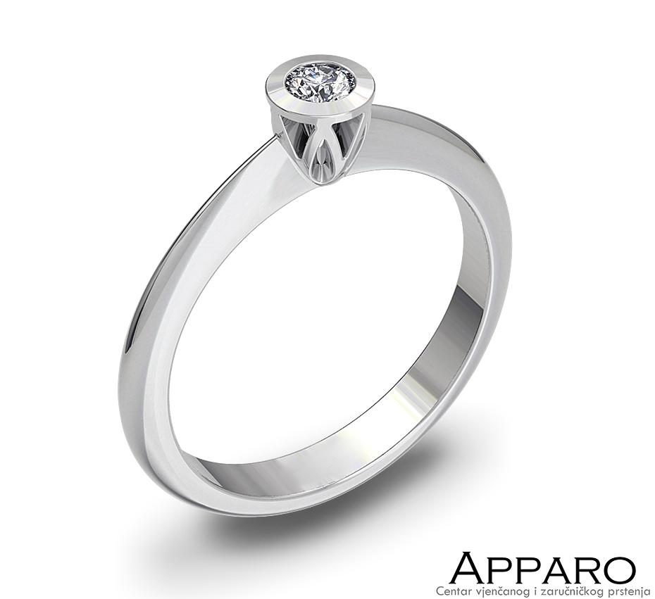 Zaručnički prsten 1690