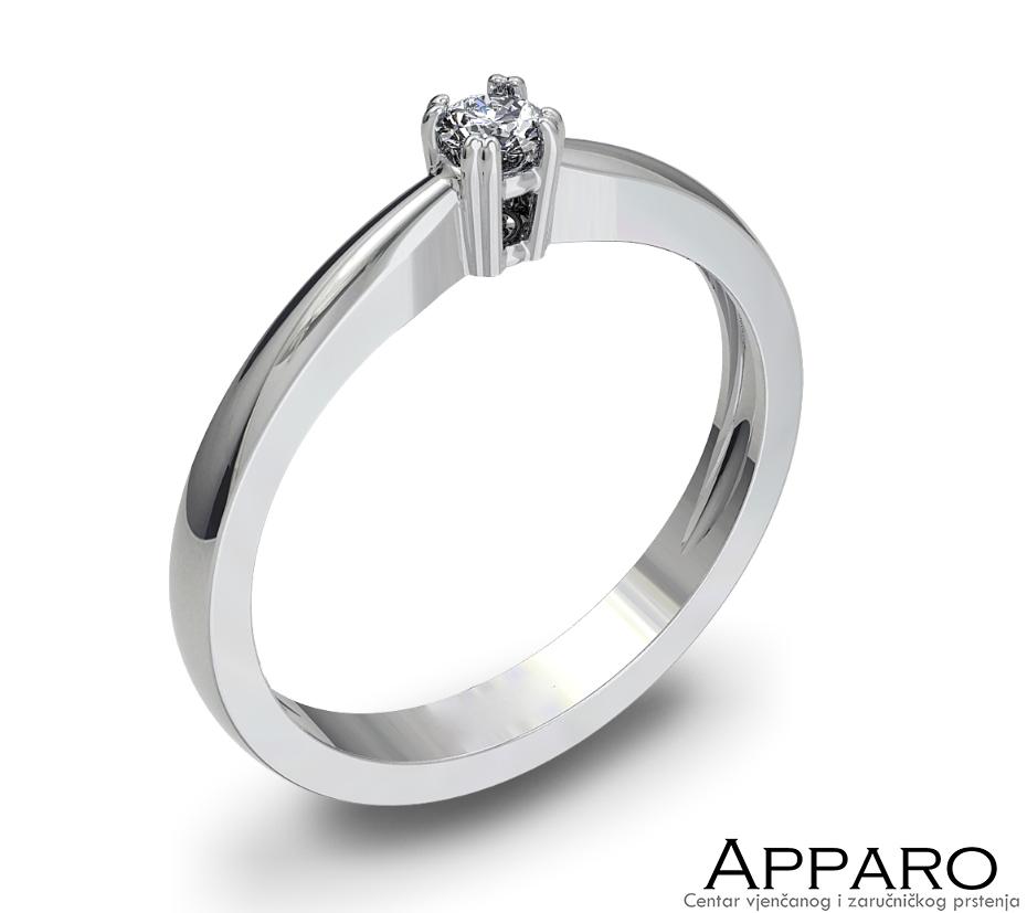 Zaručnički prsten 1700