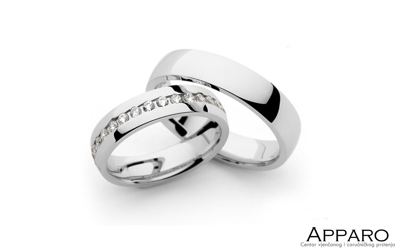 Vjenačni prsten V1038