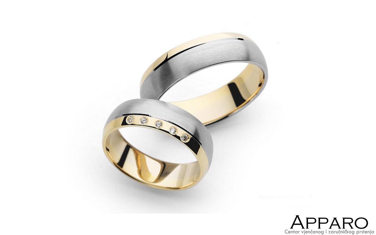 Vjenačni prsten V511