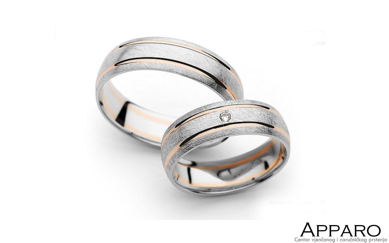 Vjenačni prsten V6009