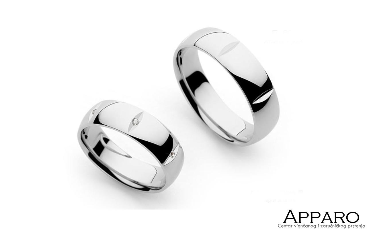 Vjenačni prsten V6014
