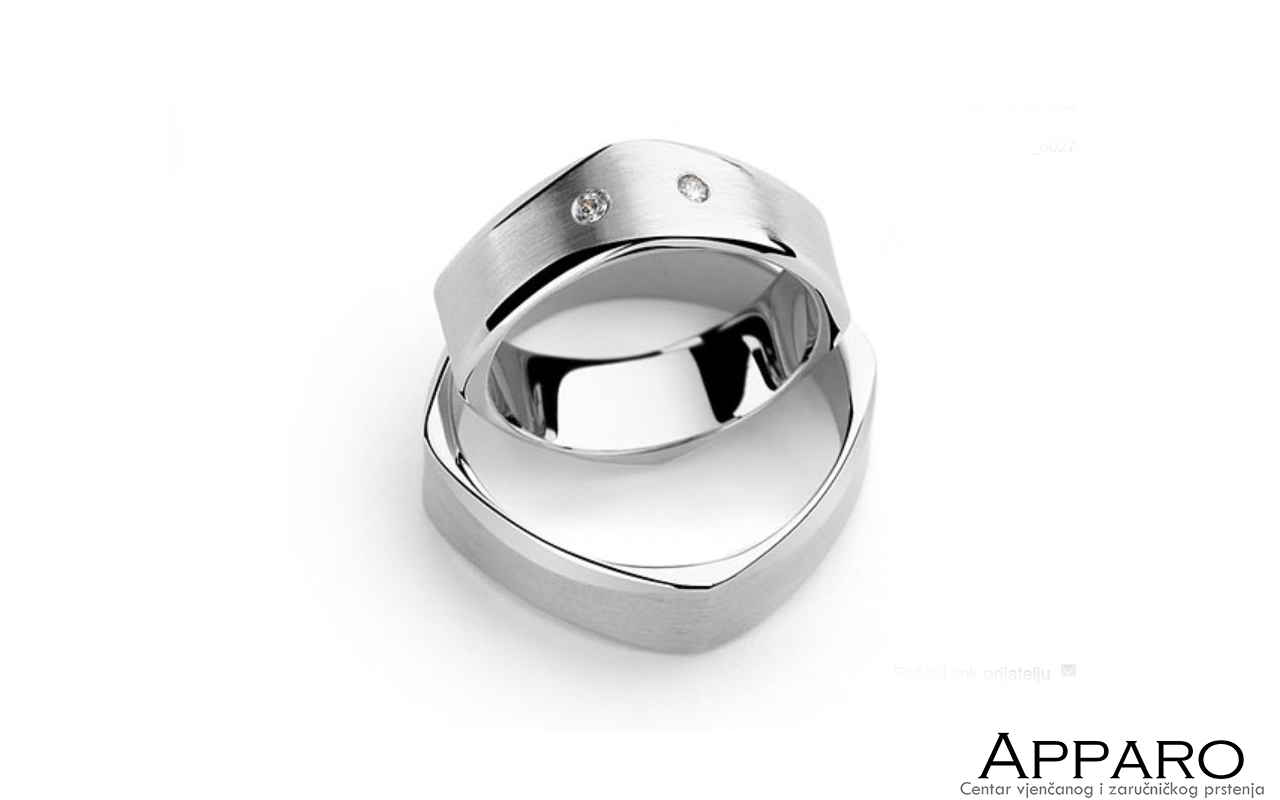 Vjenačni prsten V6027