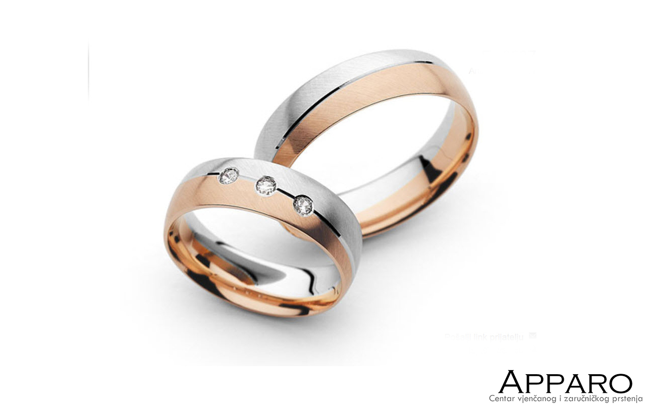 Vjenačni prsten V6037