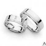 Vjenačni prsten V6062