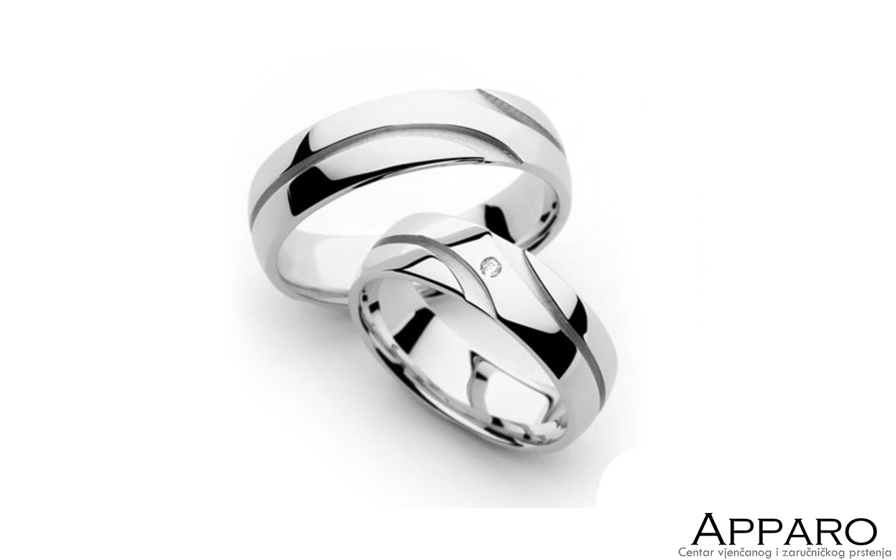 Vjenačni prsten V6076