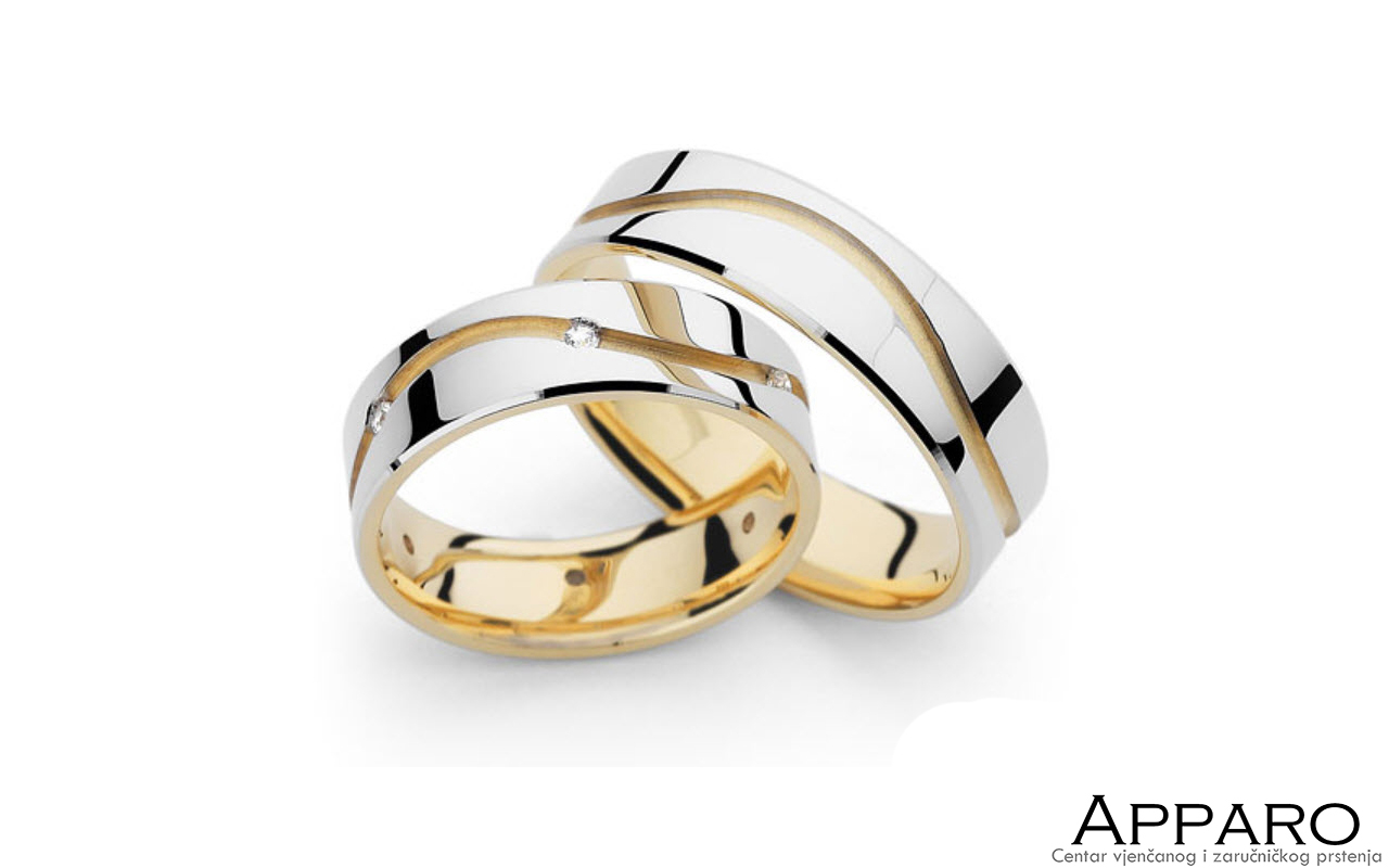 Vjenačni prsten V6083