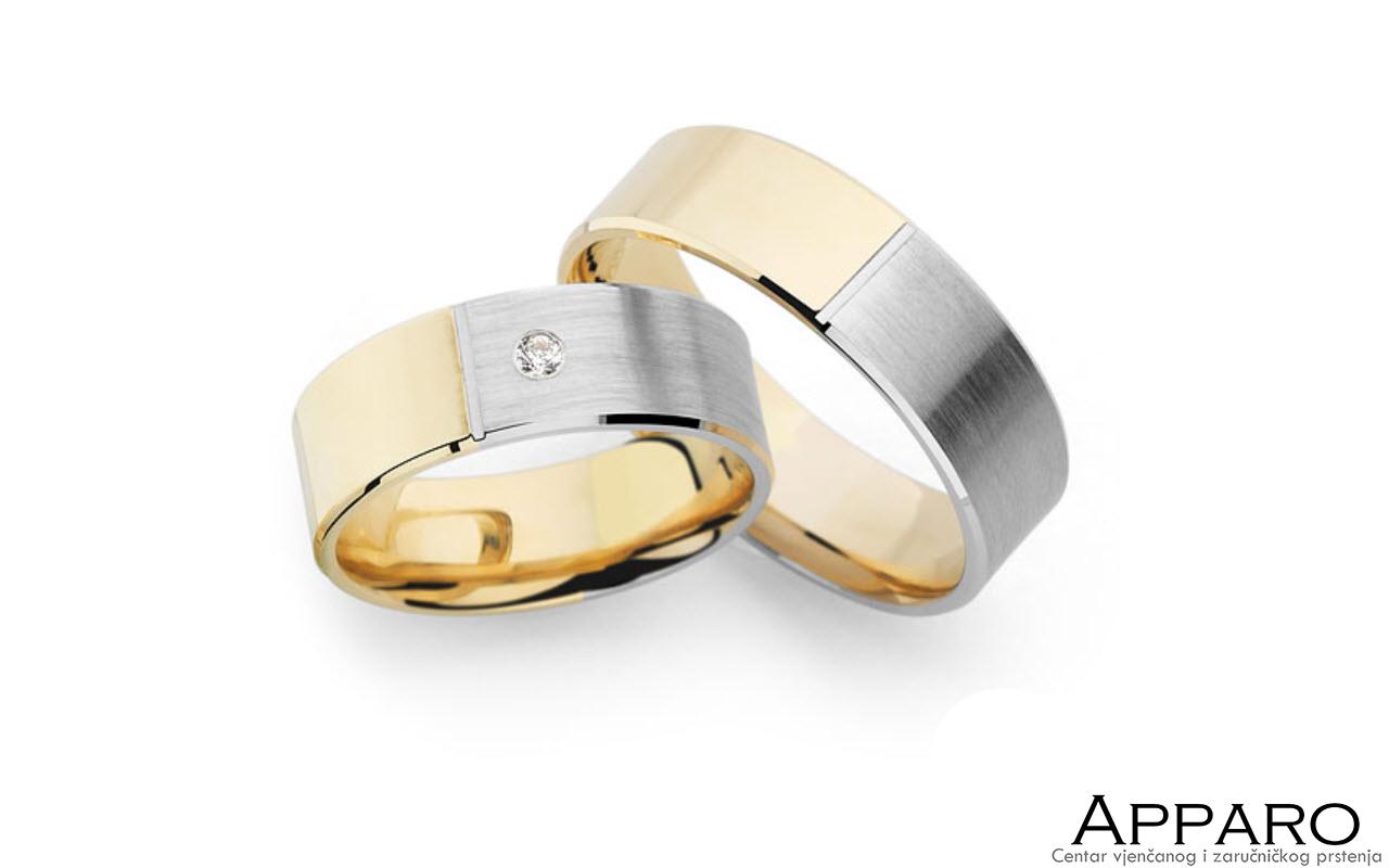 Vjenačni prsten V6085