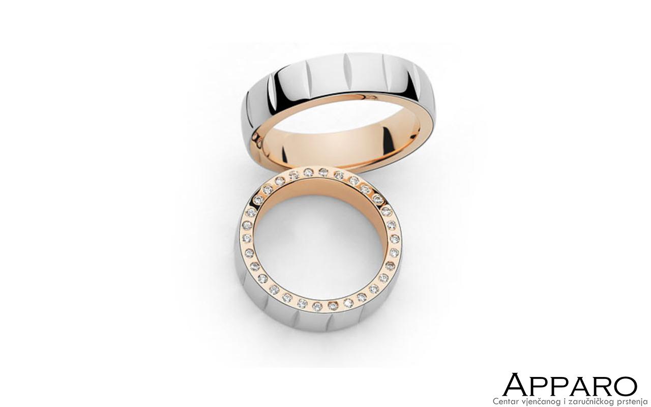 Vjenačni prsten V6161