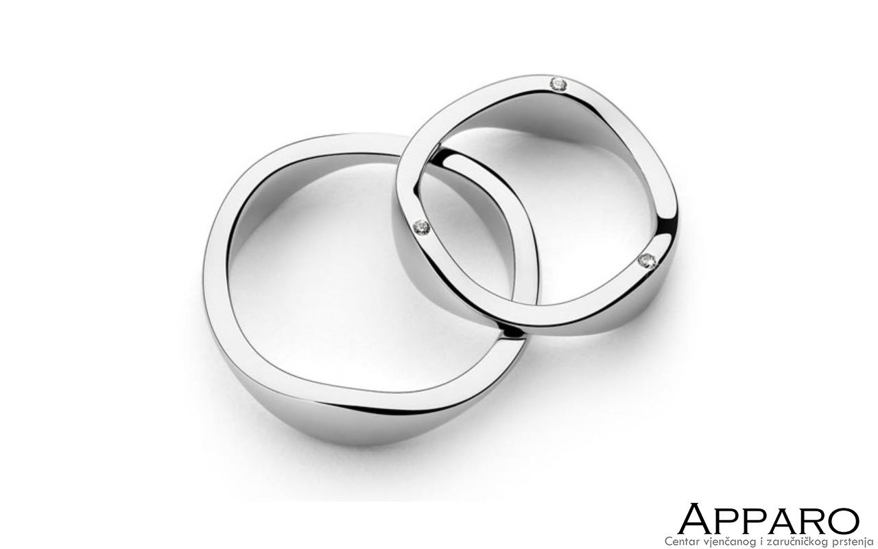 Vjenačni prsten V6162