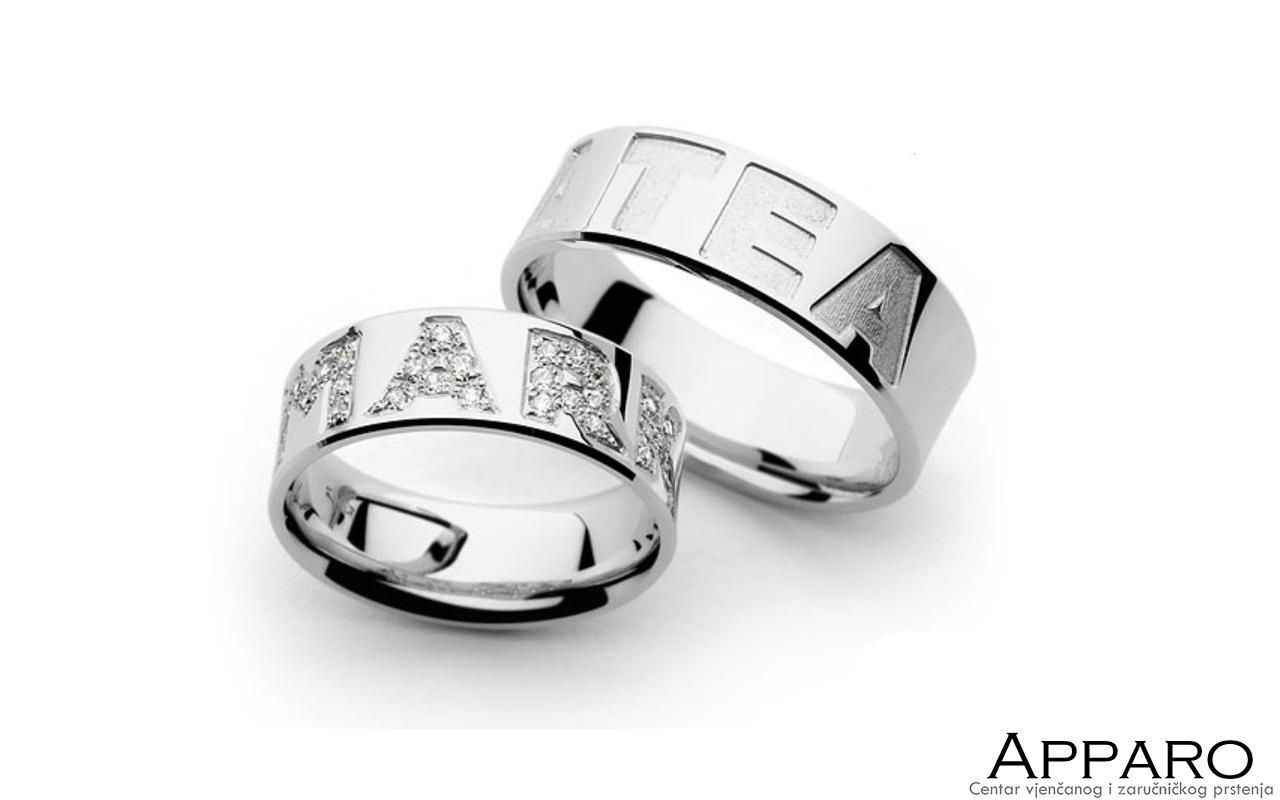 Vjenačni prsten V7044