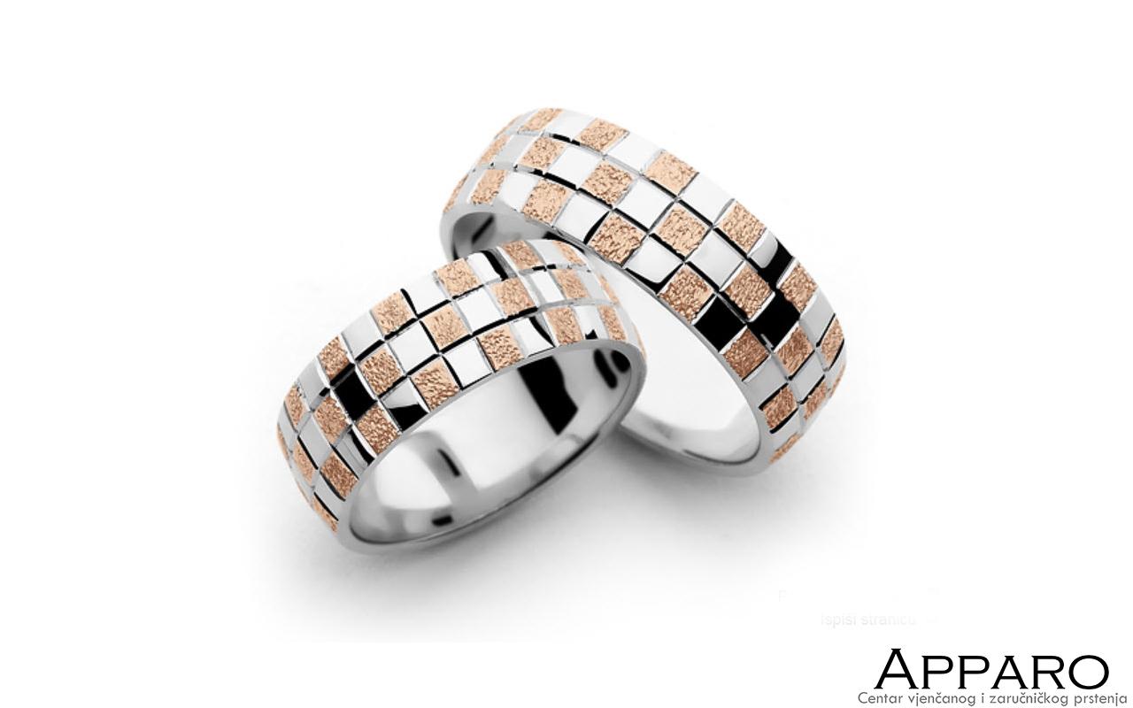 Vjenačni prsten V743