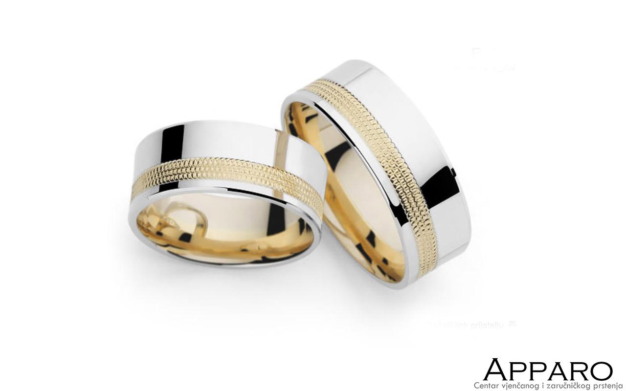 Vjenačni prsten V857