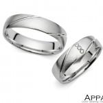 Vjenčani prsten V1201