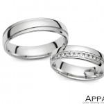 Vjenčani prsten V1236