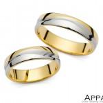 Vjenčani prsten V1239