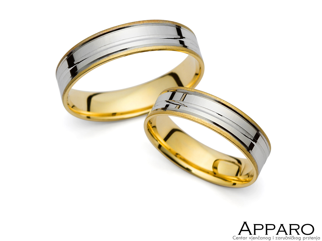 Vjenčani prsten V1241