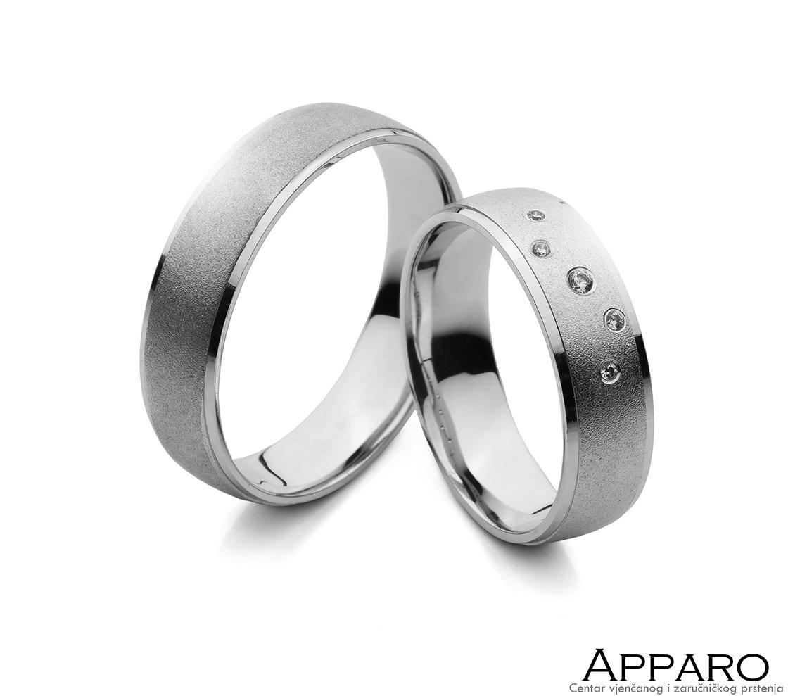 Vjenčani prsten V1245