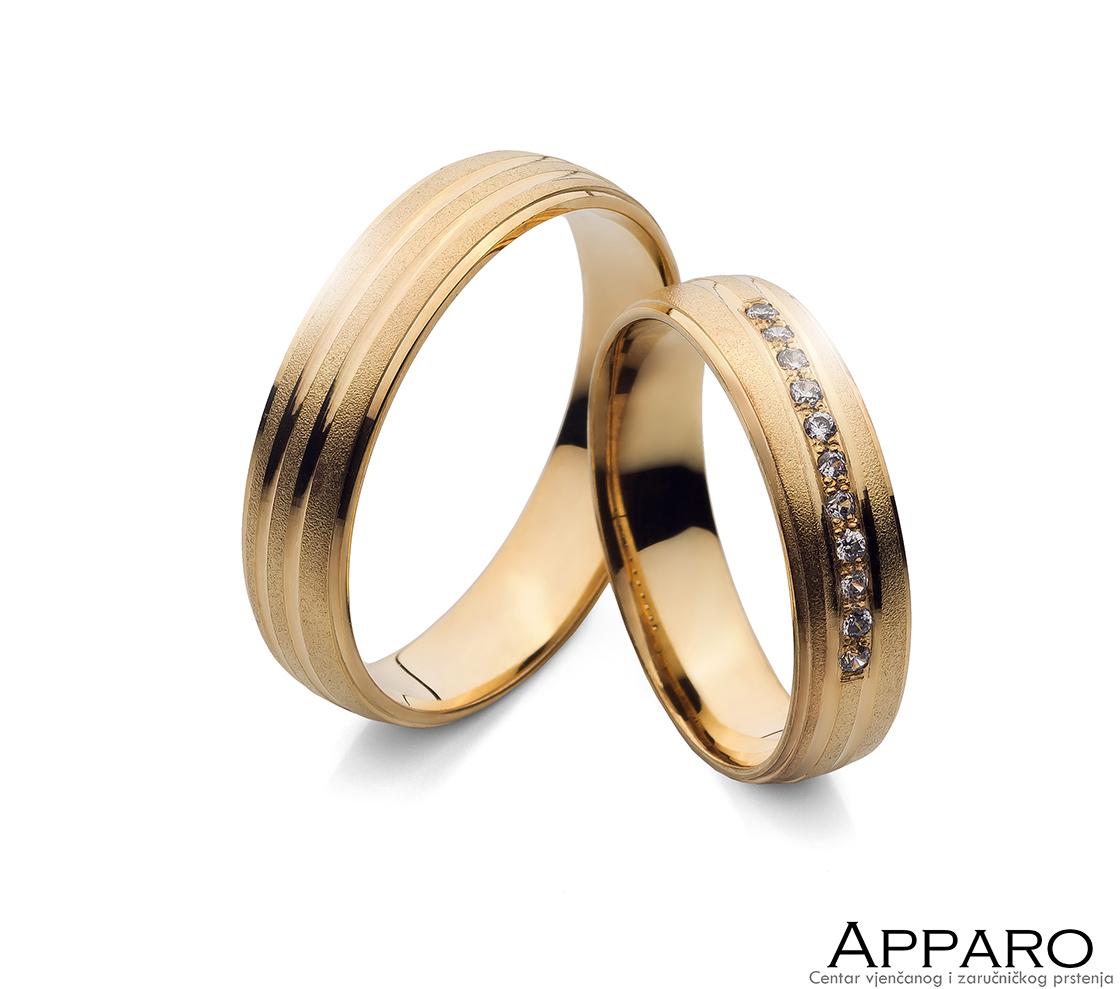 Vjenčani prsten V1250