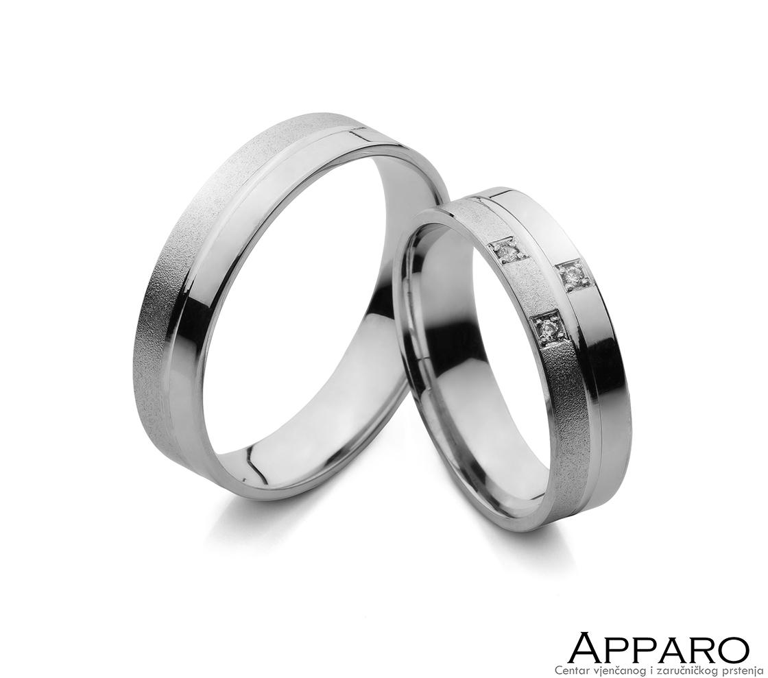 Vjenčani prsten V1251