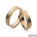 Vjenčani prsten V1268