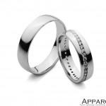 Vjenčani prsten V1270