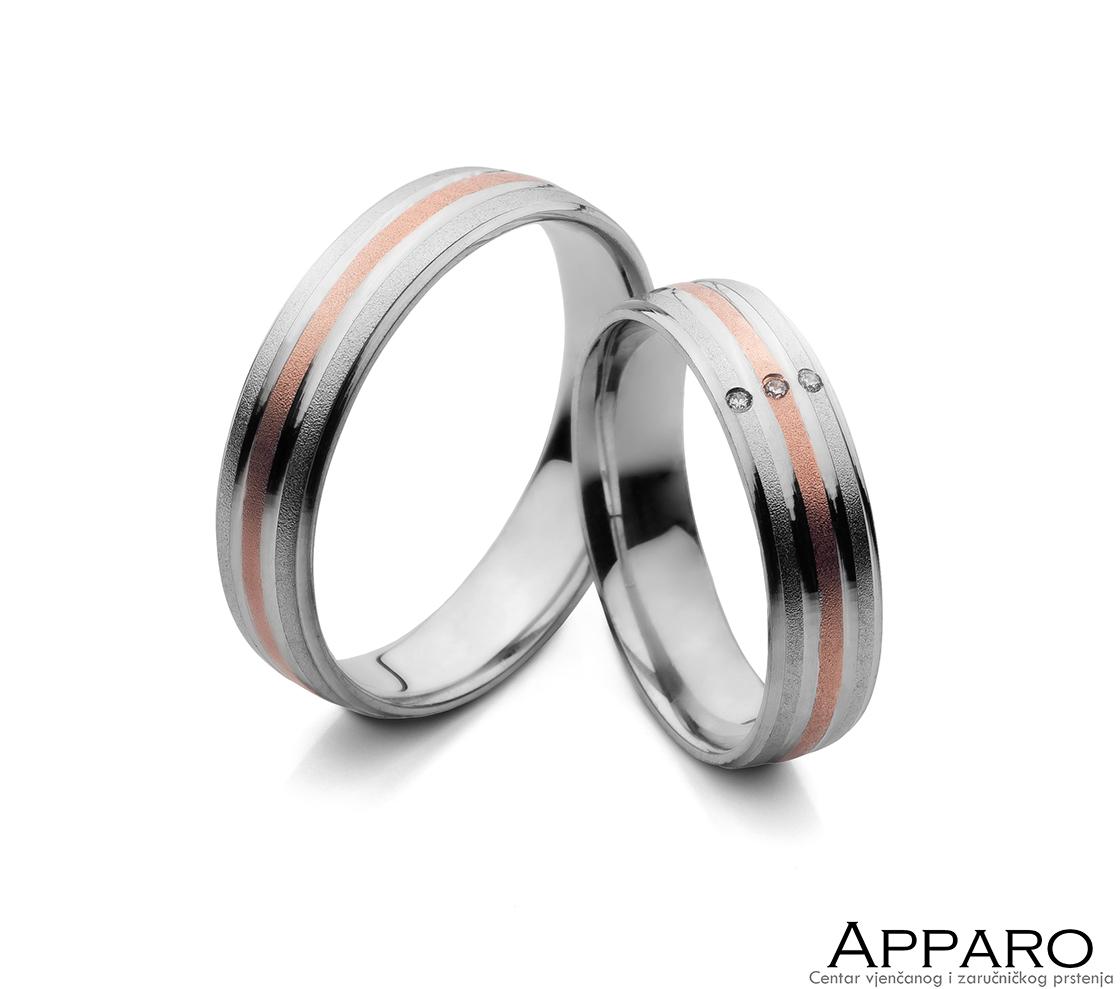 Vjenčani prsten V1277