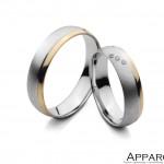 Vjenčani prsten V1282