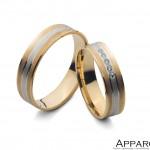 Vjenčani prsten V1291