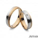 Vjenčani prsten V1307