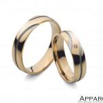 Vjenčani prsten V1322