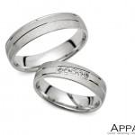 Vjenčani prsten V1333