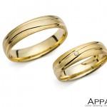 Vjenčani prsten V1334