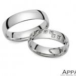 Vjenčani prsten V1336