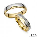 Vjenčani prsten V1350
