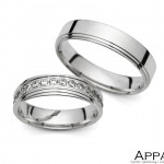 Vjenčani prsten V1355