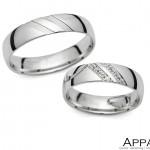 Vjenčani prsten V1360