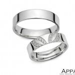 Vjenčani prsten V1361
