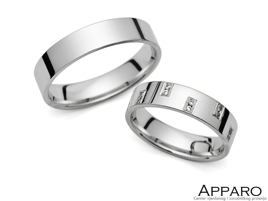 Vjenčani prsten V1363