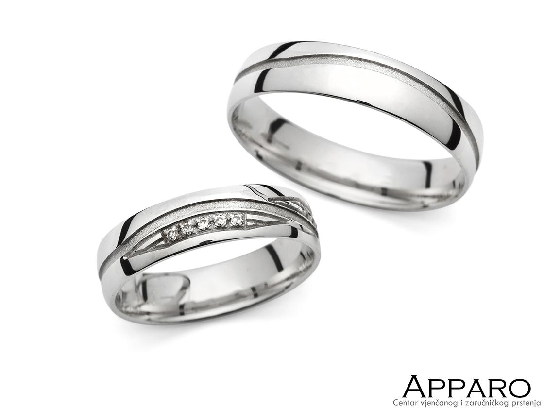 Vjenčani prsten V1367
